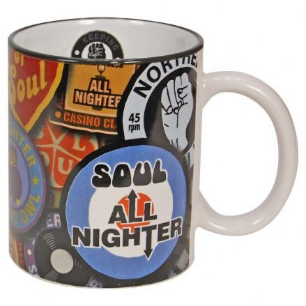 Northern Soul Ceramic Mug